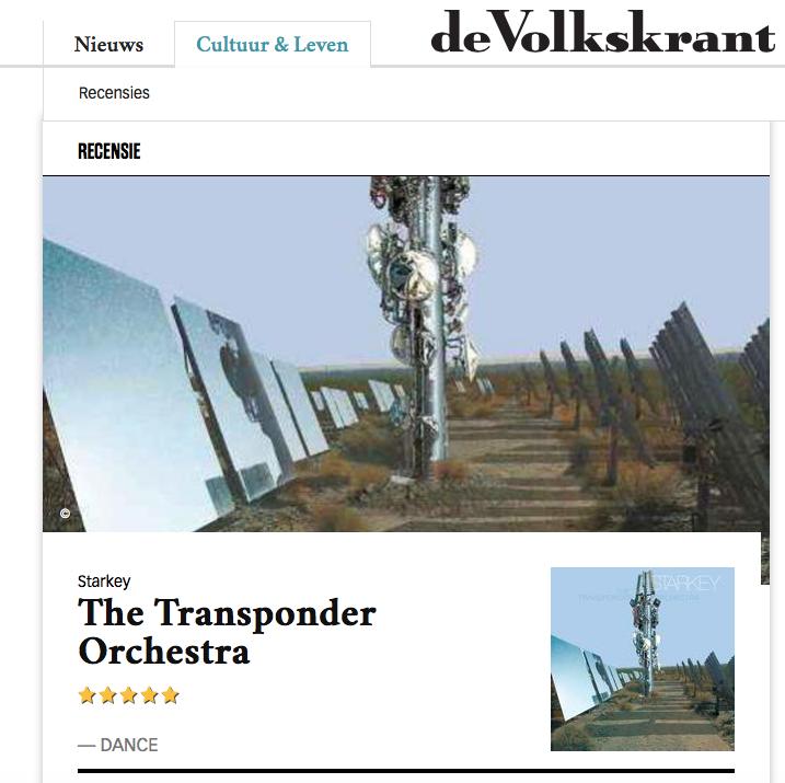 deVolkskrant_Review_TransponderOrchestra